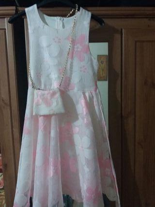 Vestido niña 10-12 años por 10€