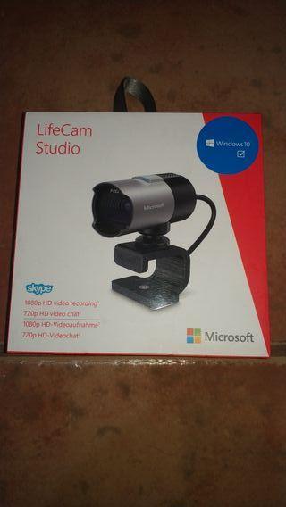 Webcam LifeCam Studio Microsoft 1080p