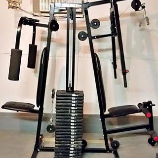 Máquina gimnasia Thor Mega Max 3001