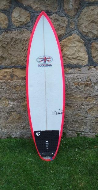 92eda2e17e6 Tabla surf de segunda mano en Getxo en WALLAPOP