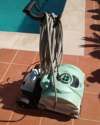 Robot eléctrico de piscina Hayward