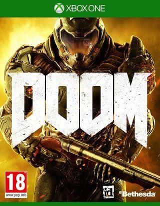 Doom xboxone juego xbox one
