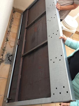 puerta seguridad antiokupas