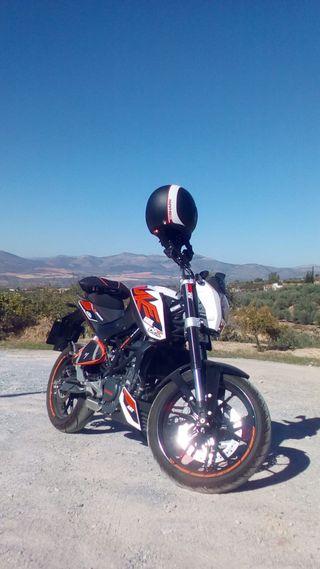 KTM 125 ABS