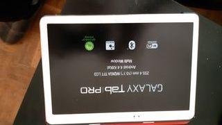 tablet Samsung tablet pro 10.1