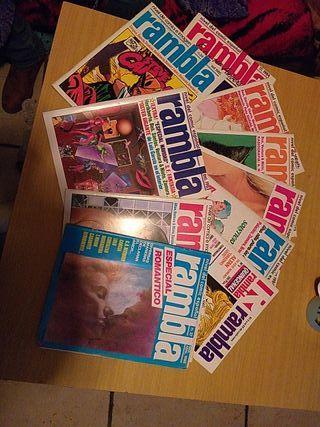 Revistas Rambla