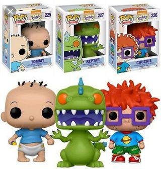 set Funko pop Rugrats