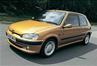 documentación Peugeot 106