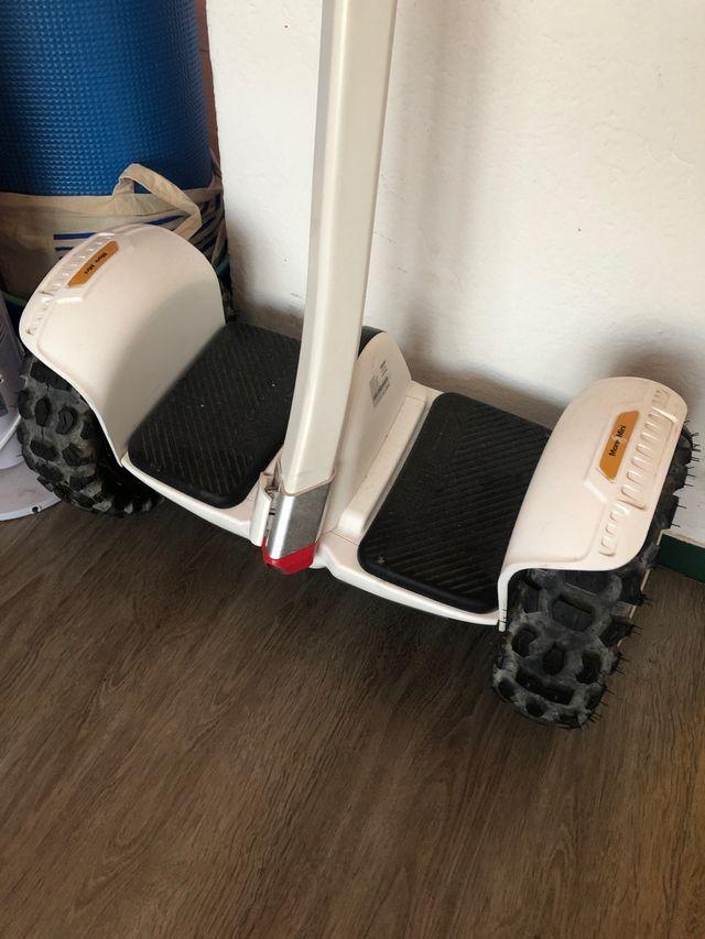 Ruedas neumaticos originales segway mini