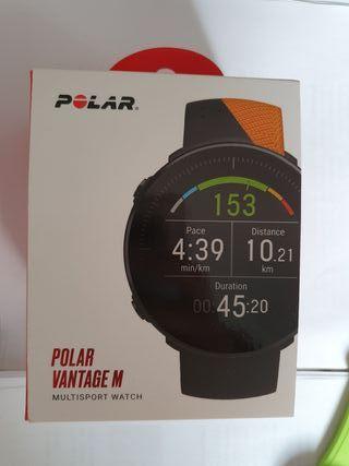 polar vantage m nuevo sin uso