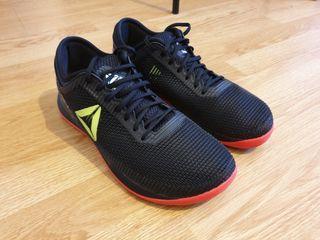 Zapatillas Reebok Crossfit Nano 8 talla 42 NUEVAS