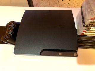 PlayStation 3 + 20 juegos