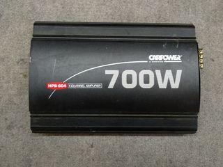 Etapa de potencia carpower HPB604 de 700 watts