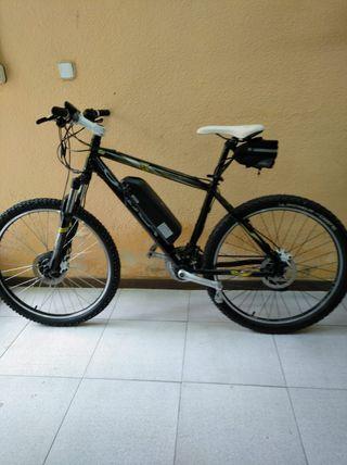Bicicleta Orbea eléctrica