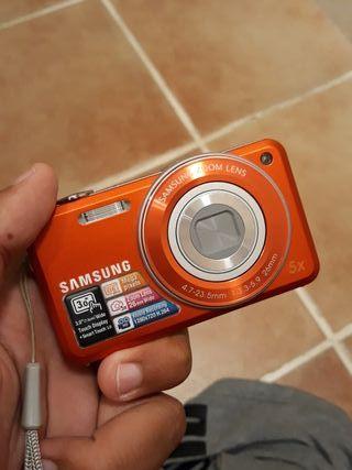 cámaras toshiba y Samsung COLECCIONABLES + 140 cp