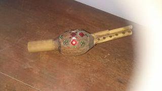 flauta de la India been