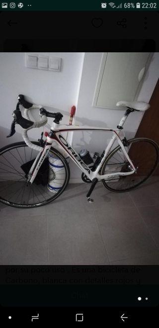 Bicicleta Orbea Carbono