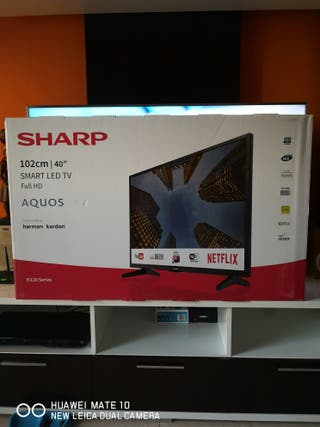 Tv Sharp 40 Smart tv