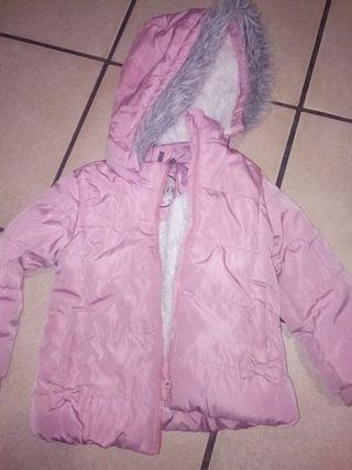 abrigo niña