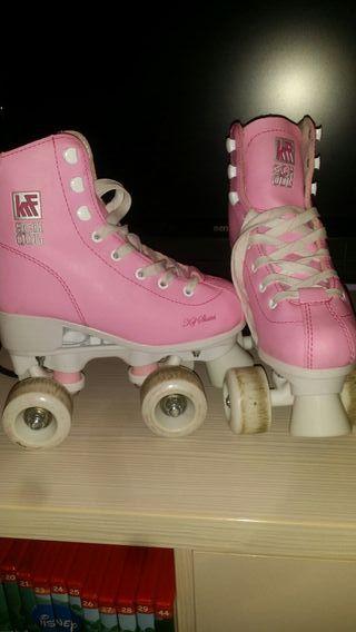 patines iniciación
