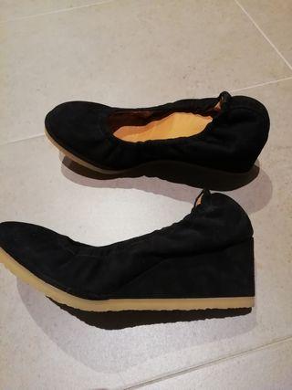 Zapatos elàsticos Castañer núm. 35-36