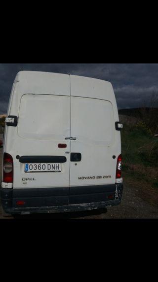 Opel Movano 2005