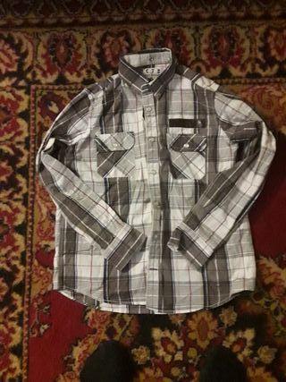 camisa t.12 años