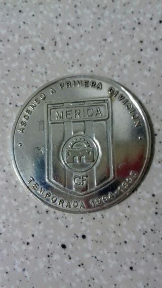 Moneda conmemorativa cf Merida