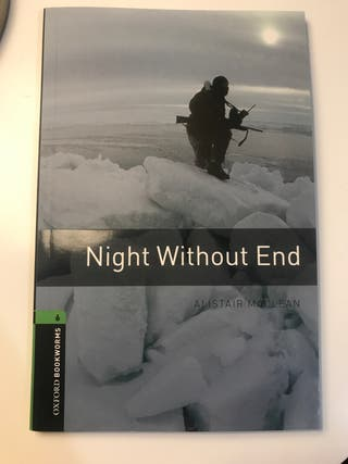 Night without end- Alistair Maclean