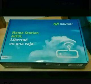 Home Station Adsl
