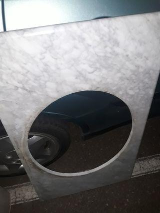 piedra de mármol para muebles baño