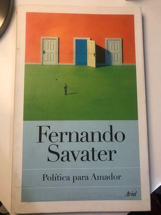 Política para Amador- Fernando Savater