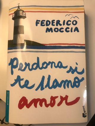 Perdona si te llamo amor- Federico Moccia