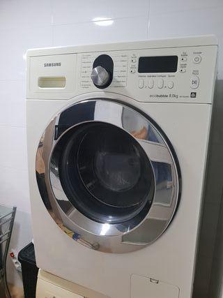 Lavadora Samsung 8k