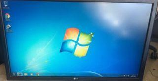 Monitor LG 42 pungadas