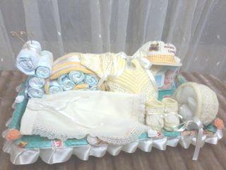 Cesta Regalo para bebé 0 a 3 meses