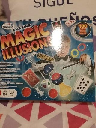Amazing Mágic ilusión.