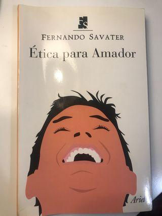 Ética para Amador- Fernando Savater