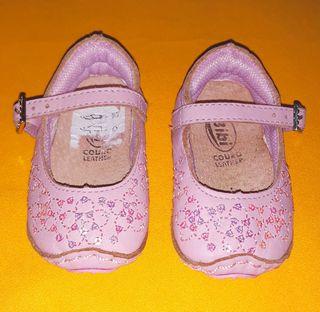 Zapato piel, núm 18. SÓLO ENVÍOS