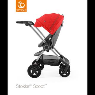Silla de paso Stokke Scoot+todos los complementos