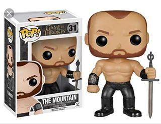 Funko pop The Mountain
