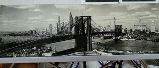 Cuadro Nueva York años 30