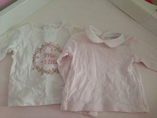 Camisetas bebe