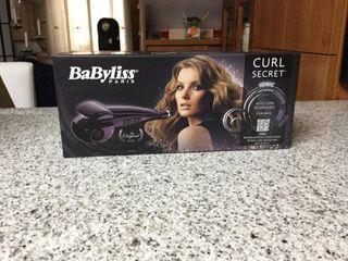 Rizador de pelo BaByliss , Curling secret ionic