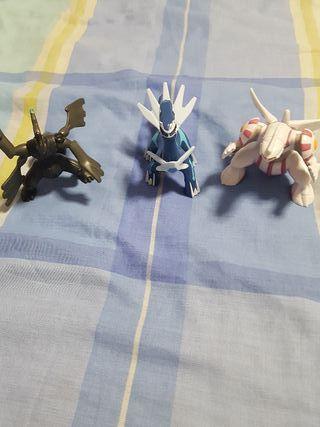 Lote 1 figuritas Pokemon