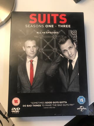 DVD Suits