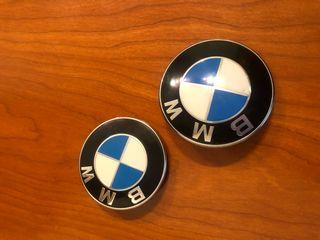 Emblema capó y maletero BMW