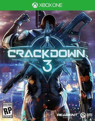 Crackdown 3 Precintado Xbox One + Camiseta