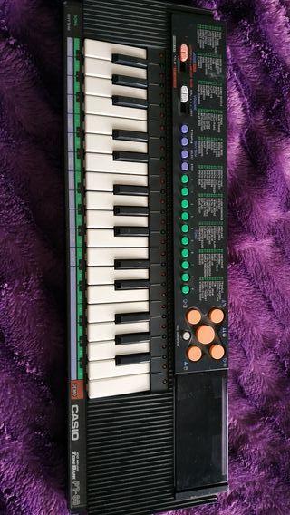 teclado Casio