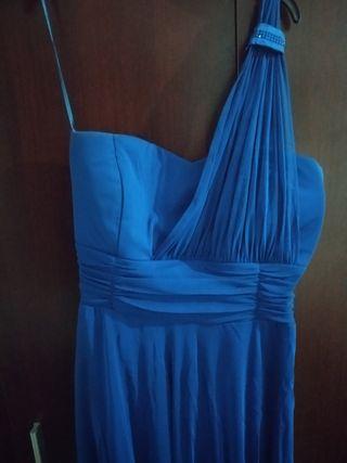 Vestido de gasa